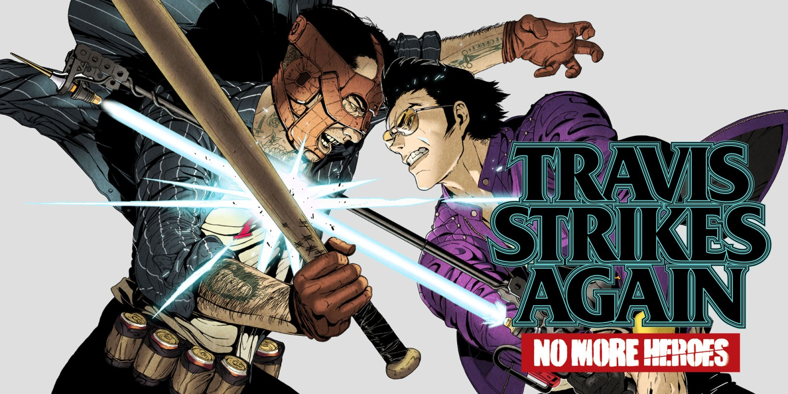 Travis Strikes Again No More Heroes Nintendo Switch Juegos