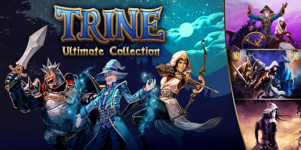 Ultimate Collection Jpg: Trine: Ultimate Collection