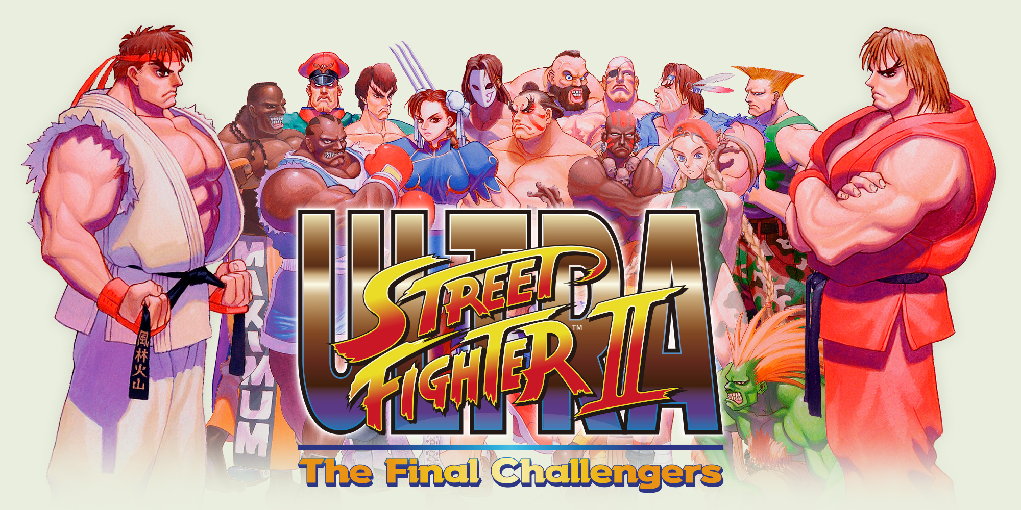 Afbeeldingsresultaat voor Ultra Street Fighter II: The Final Challengers
