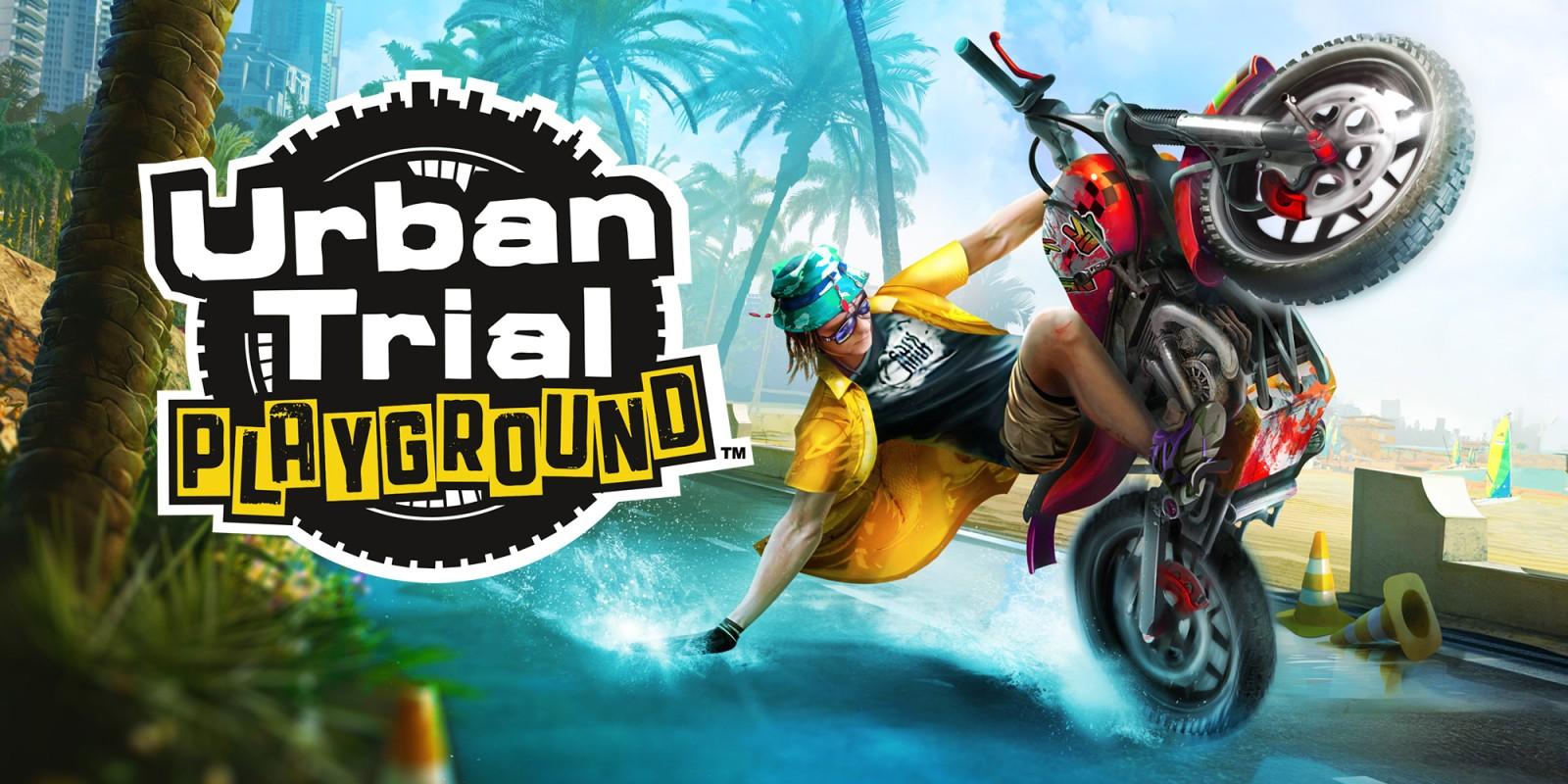 [投稿]Urban Trial Playground