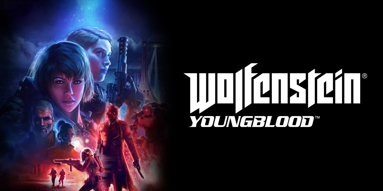 Wolfenstein®: Youngblood™ Standard Edition (Deutsche Version)