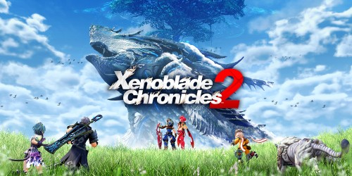 In shops and on Nintendo eShop now: Xenoblade Chronicles 2