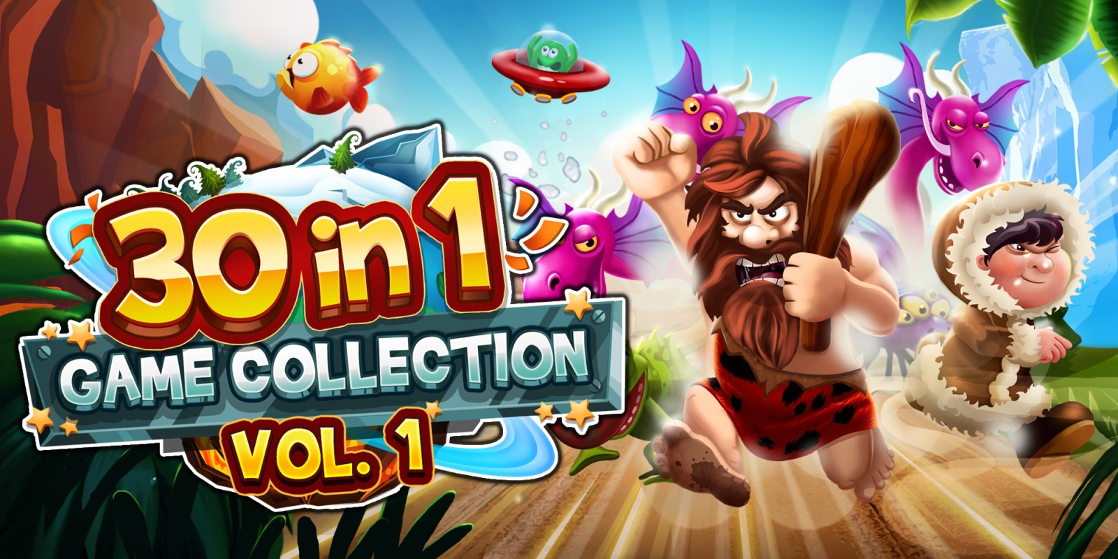 30-in-1 Game Collection: Volume 1
