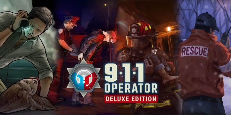 911 Operator Deluxe Edition