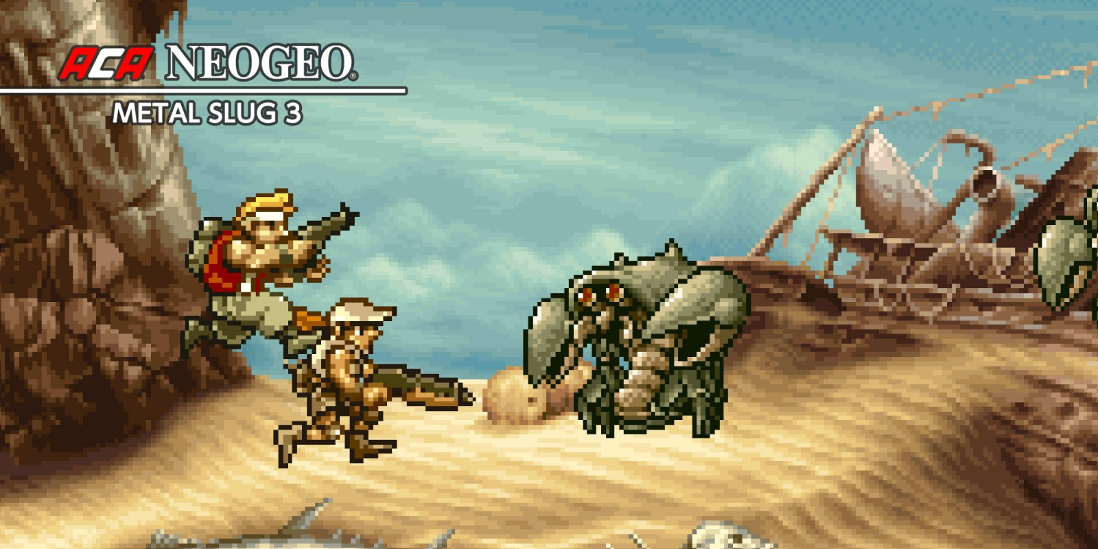 ACA NEOGEO METAL SLUG 3 Nintendo Switch Download