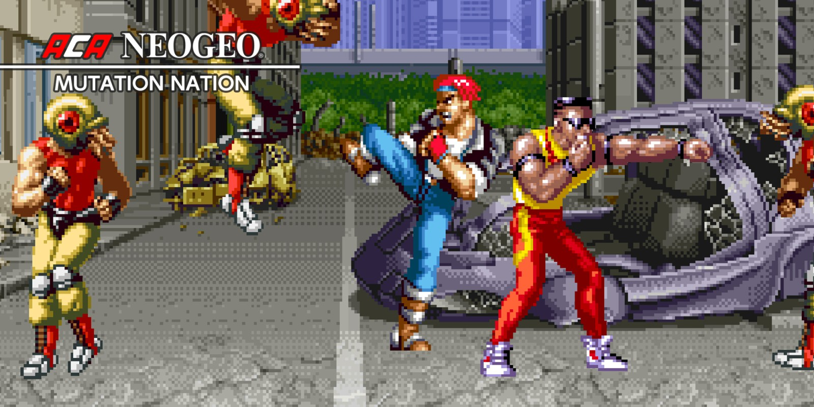 ACA NEOGEO MUTATION NATION