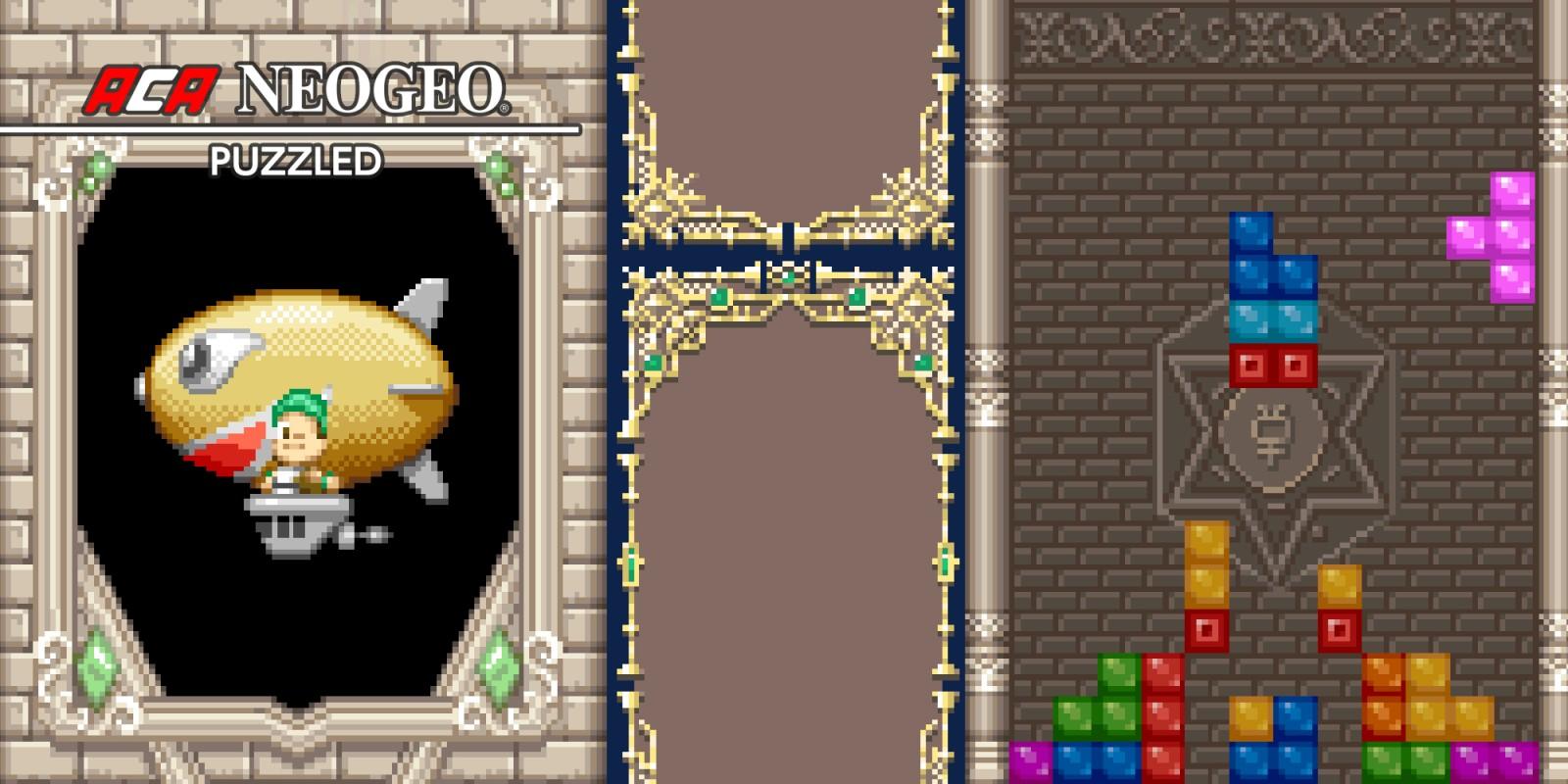 Aca Neogeo Puzzled Nintendo Switch Download Software
