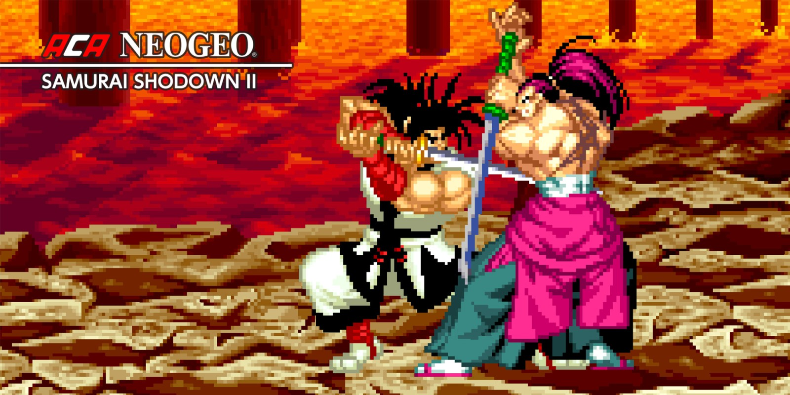 ACA NEOGEO SAMURAI SHODOWN II | Nintendo Switch download software | Games | Nintendo