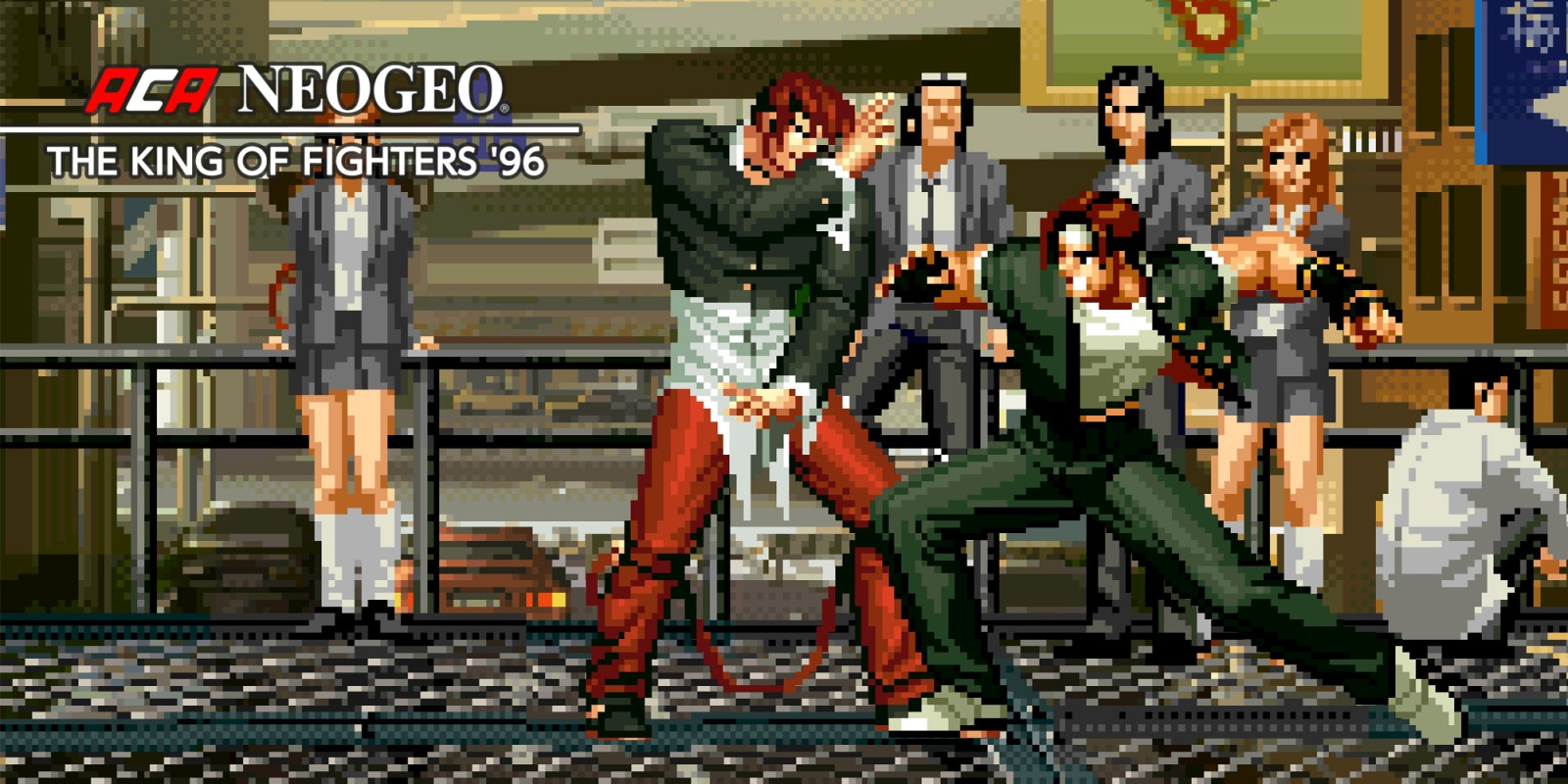 Aca Neogeo The King Of Fighters 96 Nintendo Switch Download