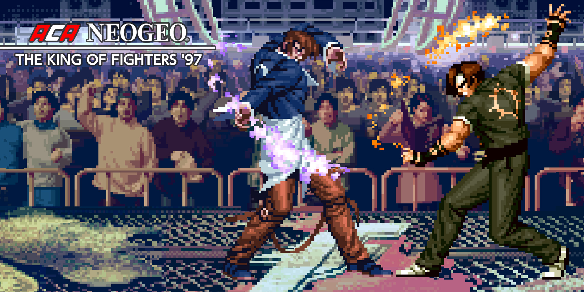 Aca Neogeo The King Of Fighters 97 Nintendo Switch Download