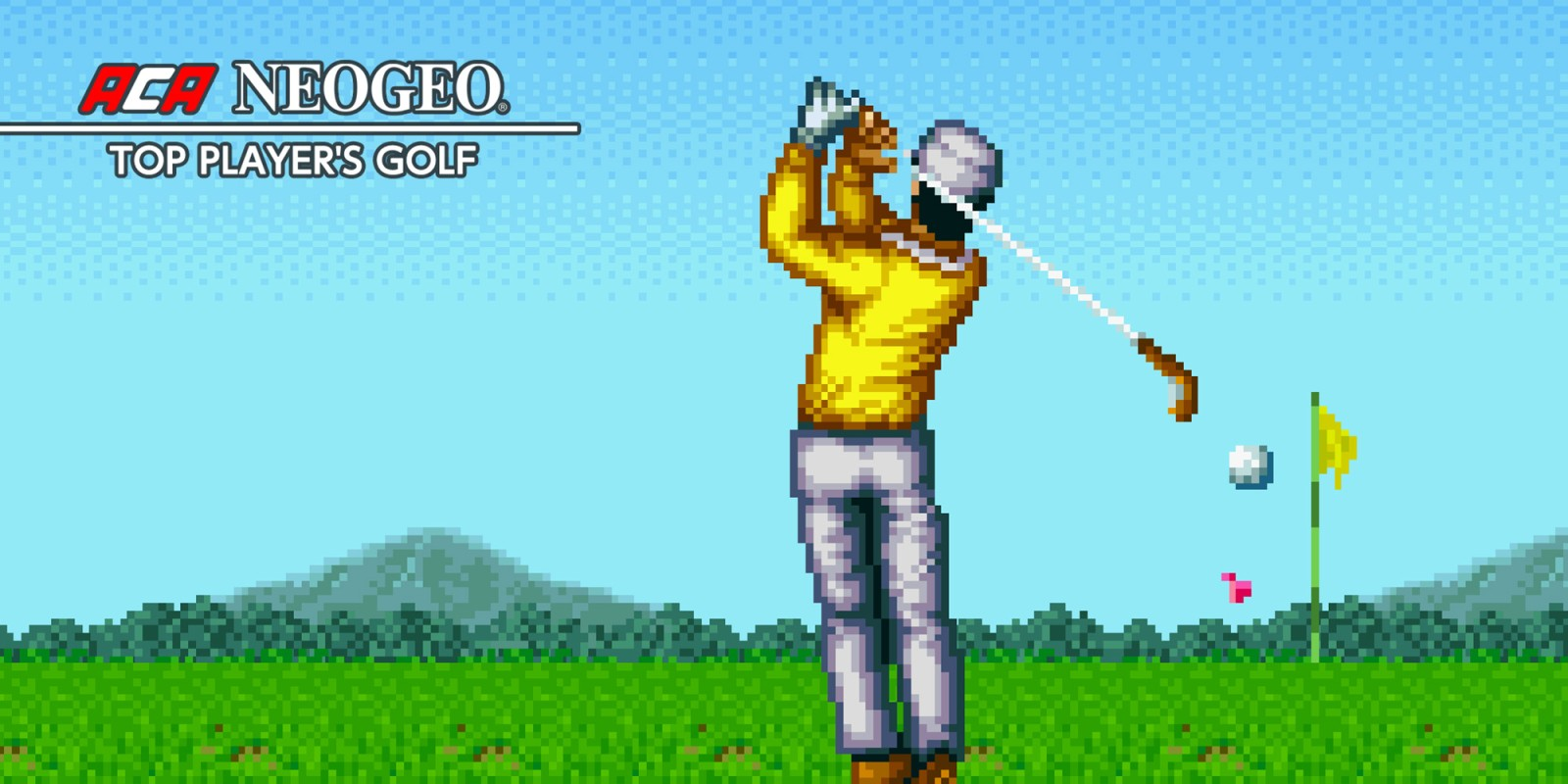 ACA NEOGEO TOP PLAYER'S GOLF