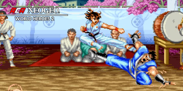 ACA NEOGEO WORLD HEROES 2