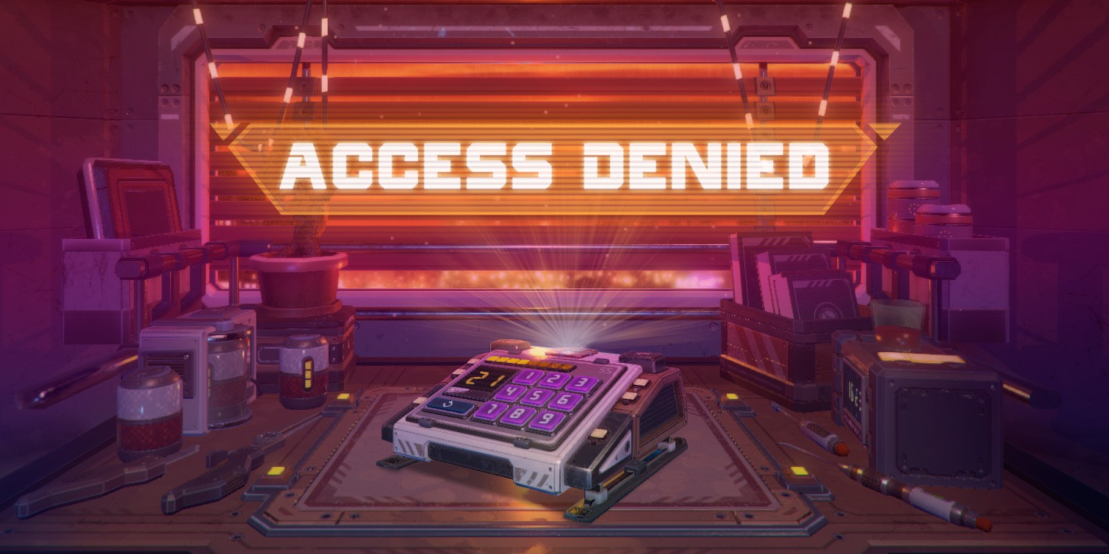 Access Denied