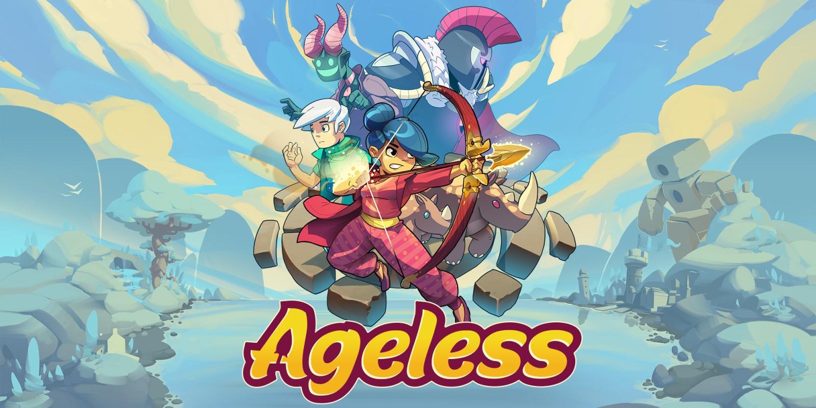 Μέχρι να ετοιμαστεί το review μας, δείτε το launch trailer του Ageless