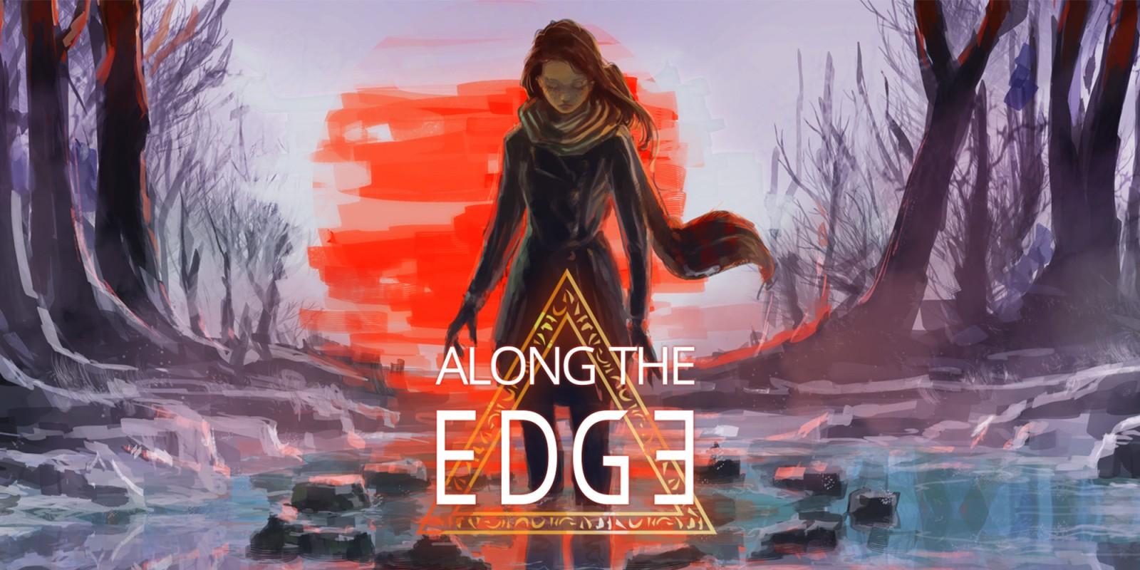 Gameplay από το μοναδικό Along the Edge