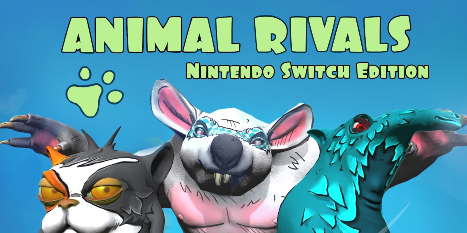 Animal Rivals: Nintendo Switch Edition