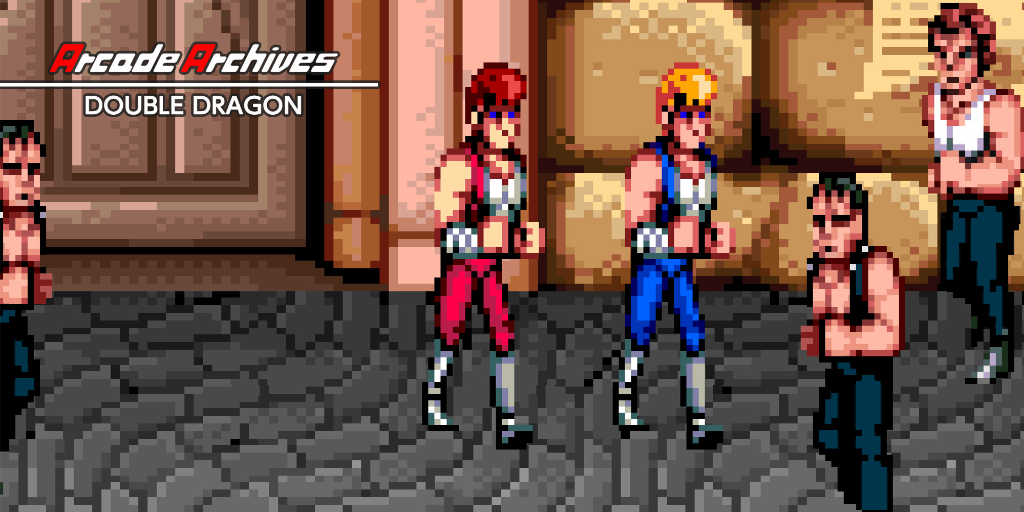 Arcade Archives Double Dragon Nintendo Switch Download Software