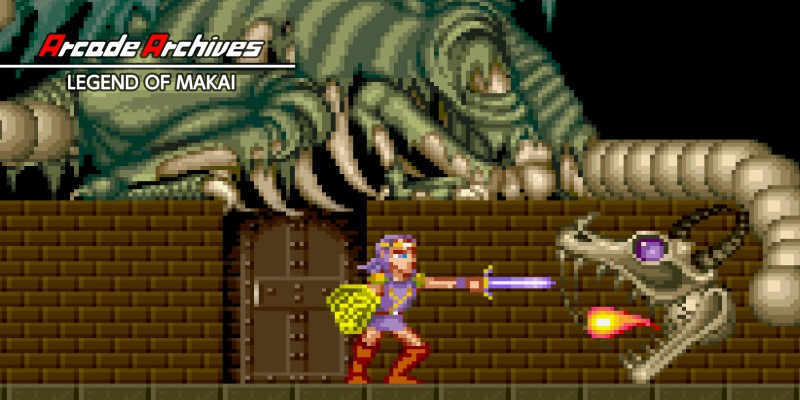 Arcade Archives LEGEND OF MAKAI
