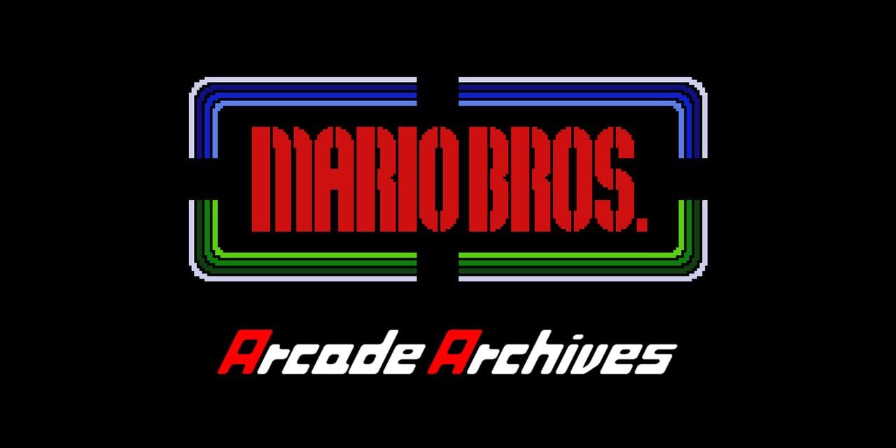 Arcade archives mario bros nintendo switch download for Housse nintendo switch mario