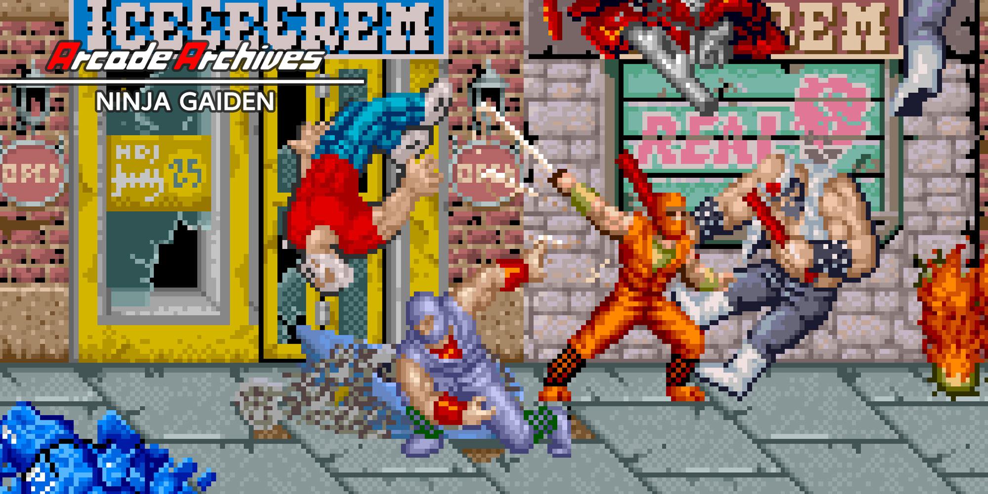 Arcade Archives NINJA GAIDEN | Nintendo Switch download software | Games |  Nintendo