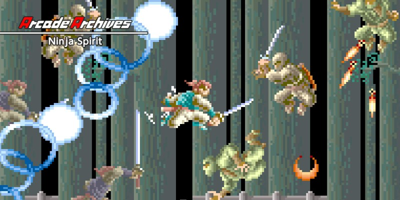 Arcade Archives Ninja Spirit