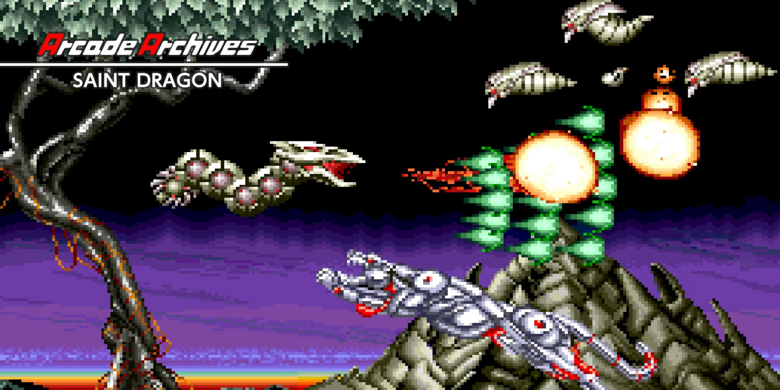 Arcade Archives SAINT DRAGON