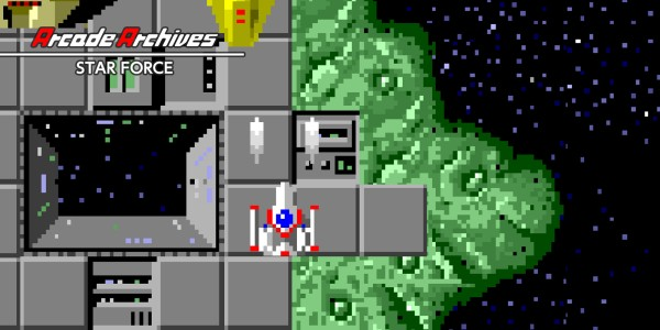 Arcade Archives STAR FORCE