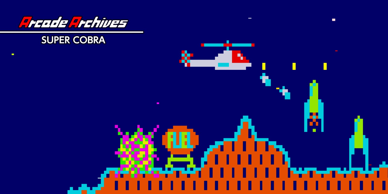Arcade Archives SUPER COBRA