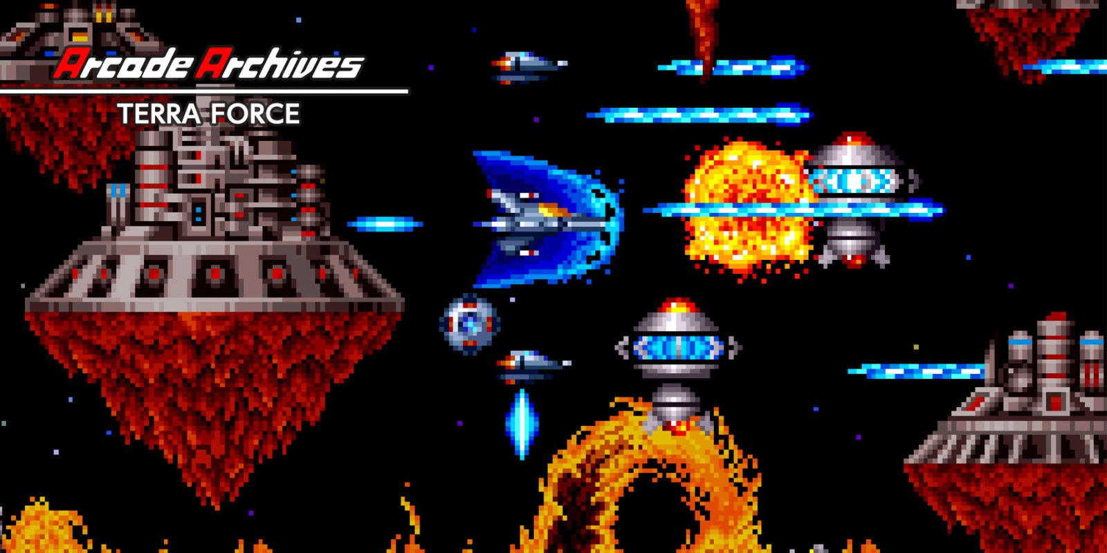 Arcade Archives TERRA FORCE