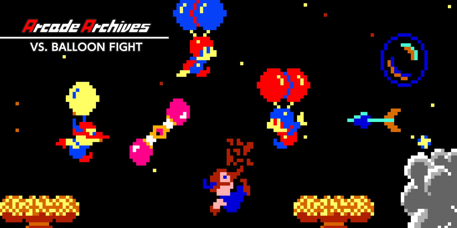 Arcade Archives VS. BALLOON FIGHT