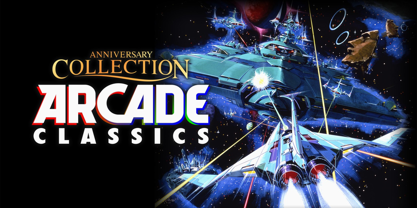 Arcade Classics Anniversary Collection | Nintendo Switch download