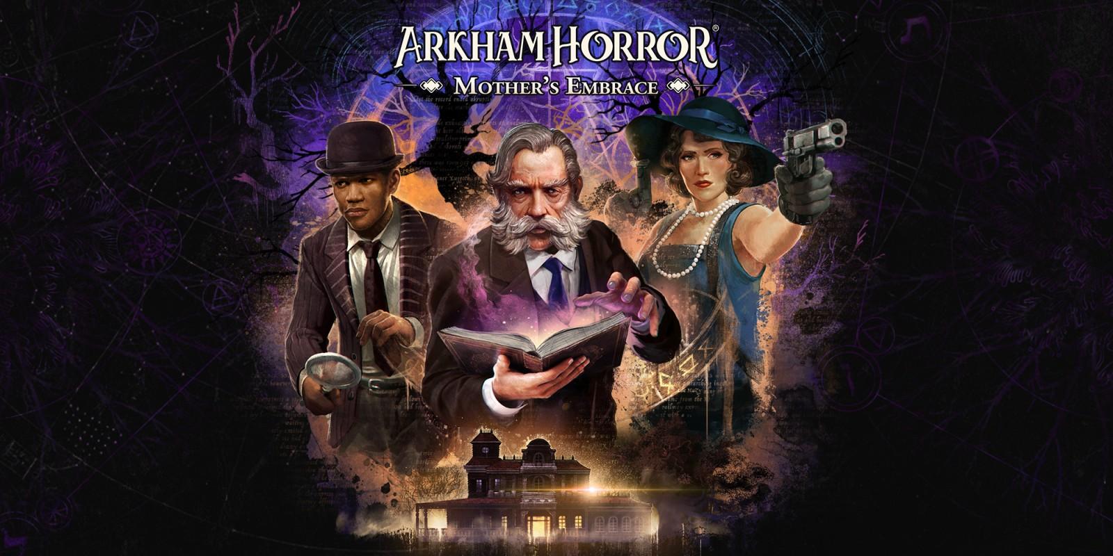 Arkham Horror: Mother's Embrace | Nintendo Switch download software | Games  | Nintendo