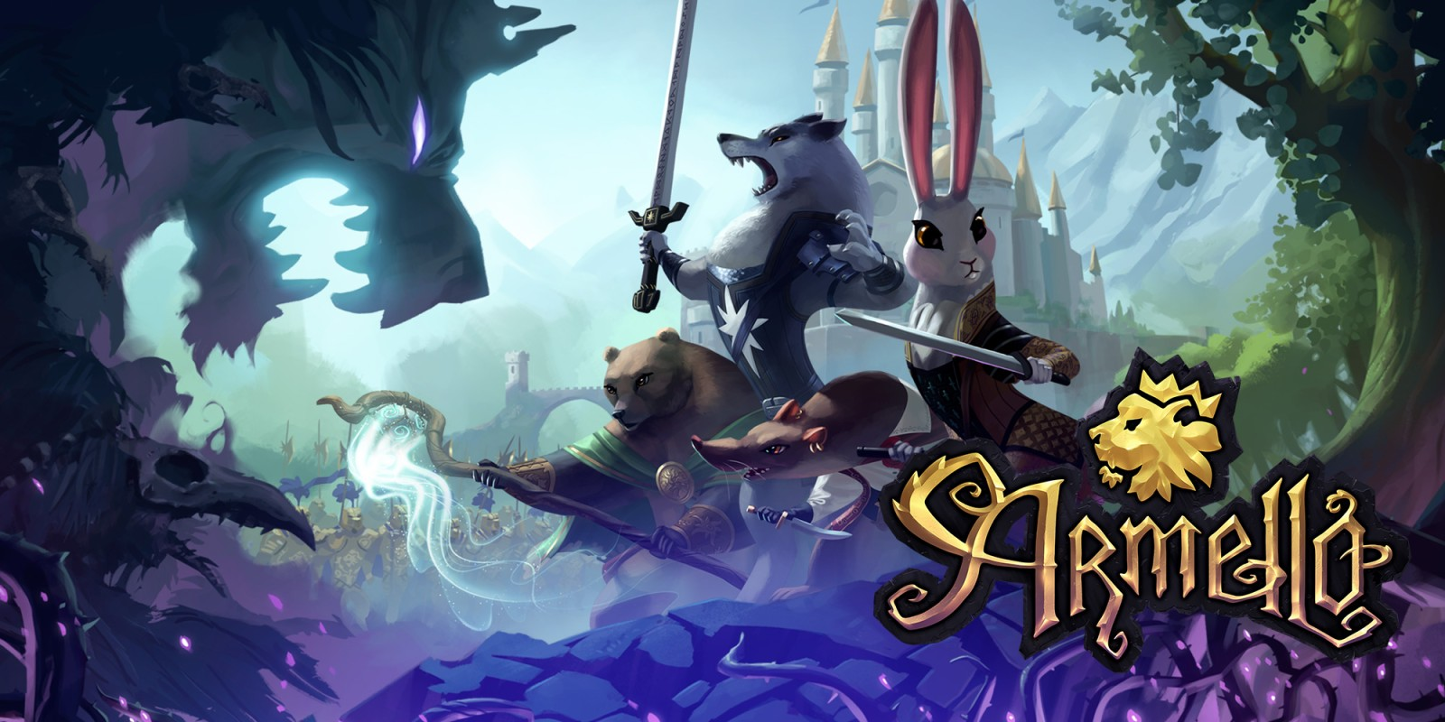 save off f9658 60610 Armello | Nintendo Switch download software | Games | Nintendo