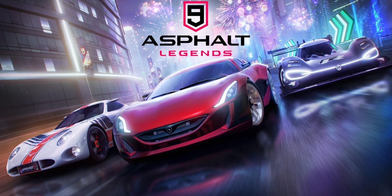 Hướng dẫn cách chơi Asphalt 9 không phải ai cũng biết