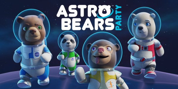 Astro Bears Party