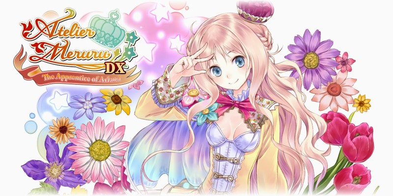 Atelier Meruru ~The Apprentice of Arland~ DX