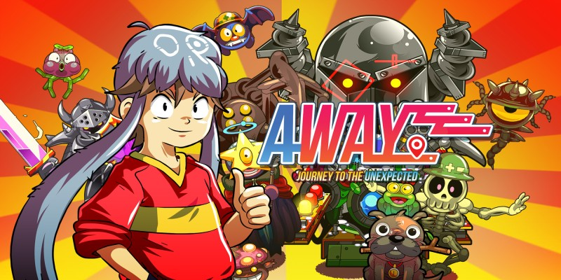 Away: Journey to the Unexpected