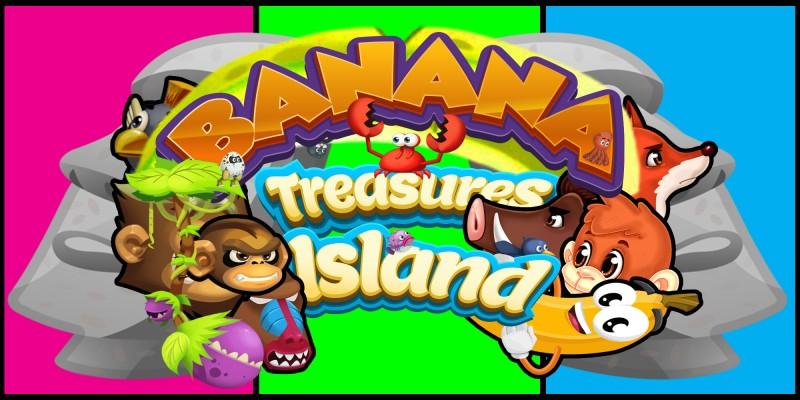 Banana Treasures Island
