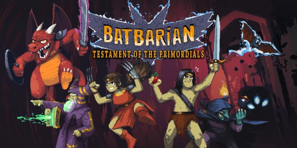 Batbarian: Testament of the Primordials