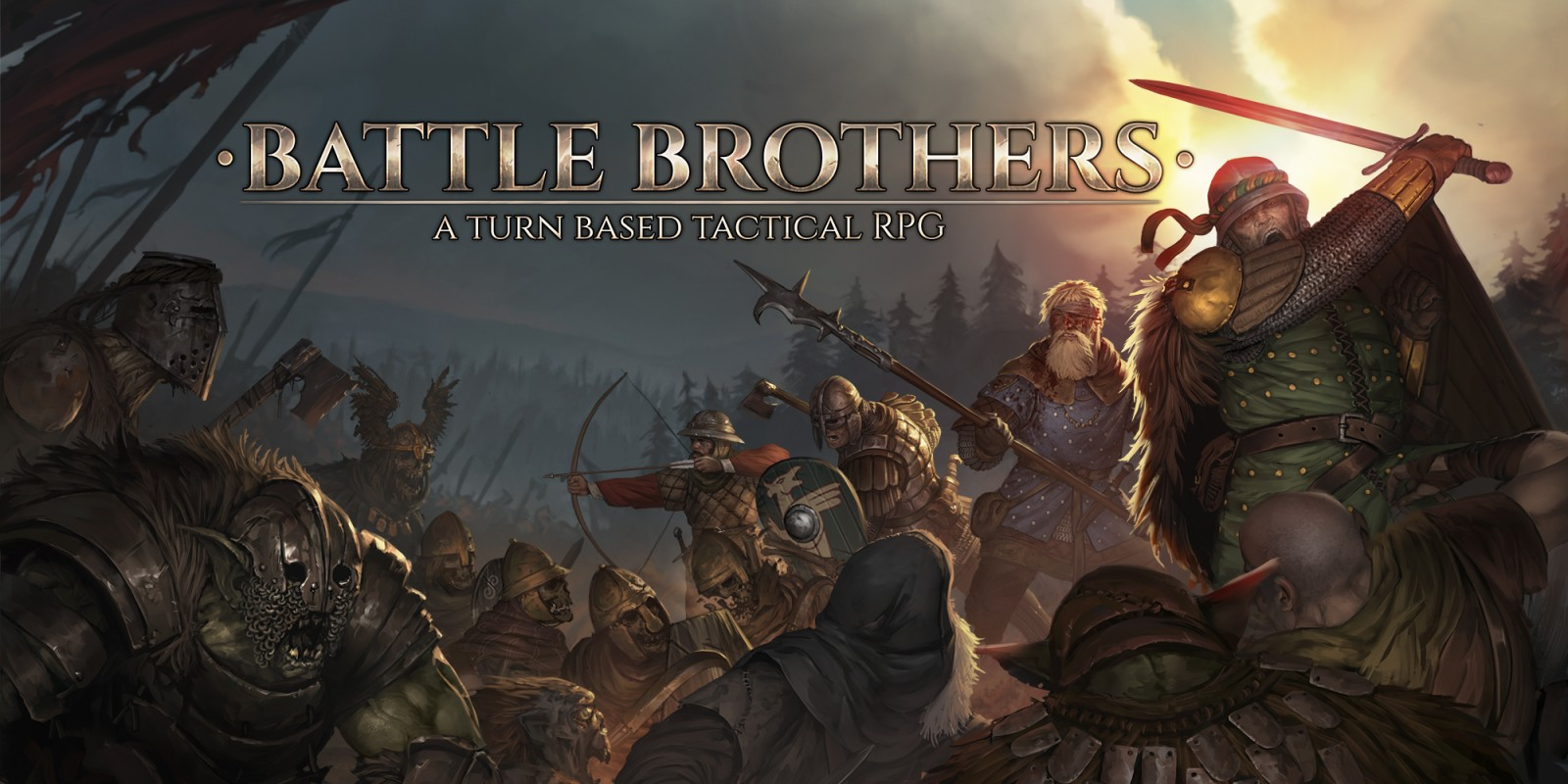 Battle Brothers – A Turn Based Tactical RPG