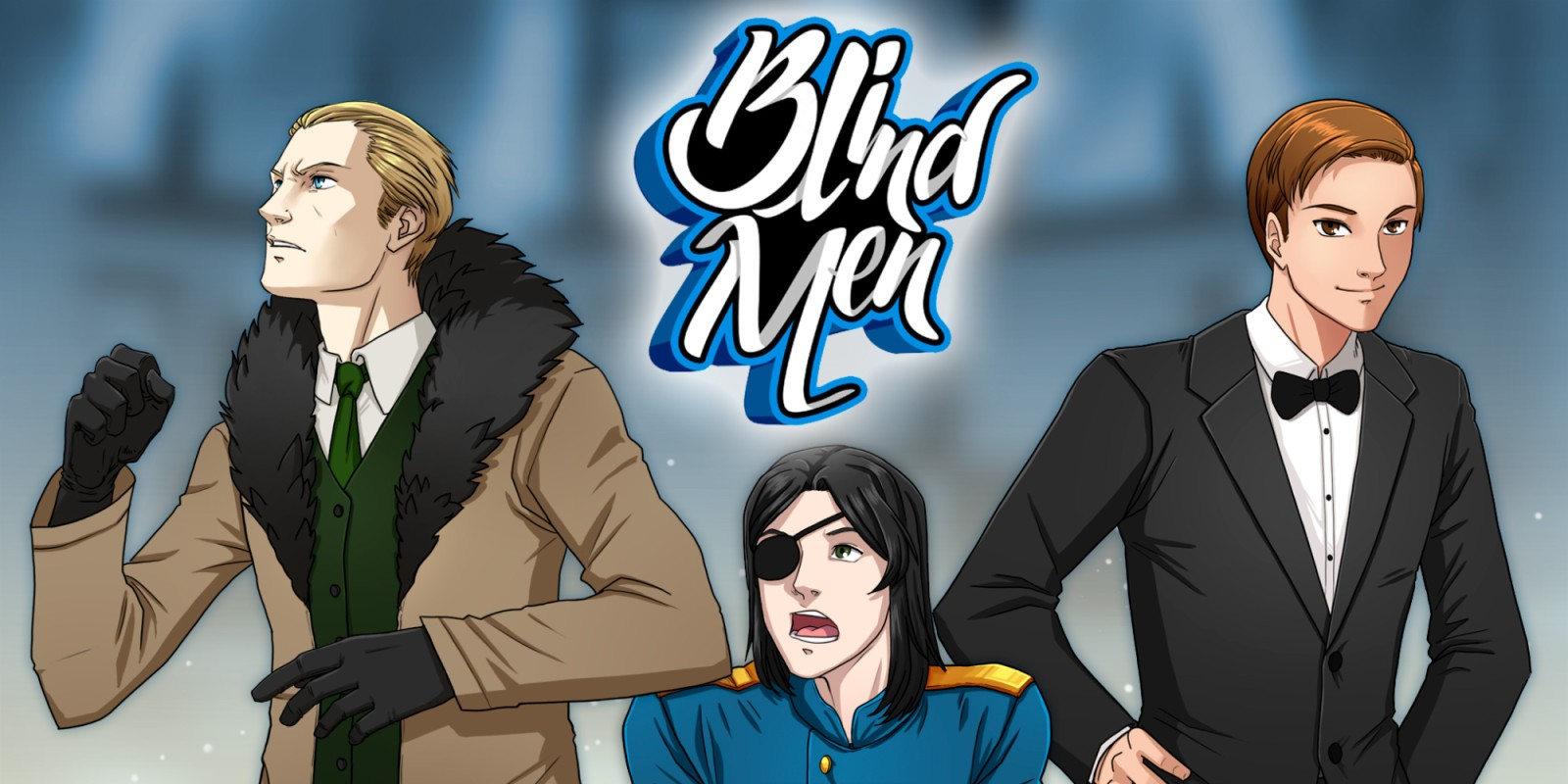 Blind Men | Programas descargables Nintendo Switch | Juegos | Nintendo
