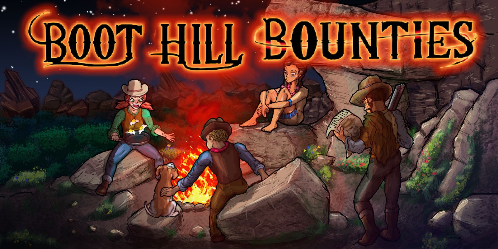 Boot Hill Bounties