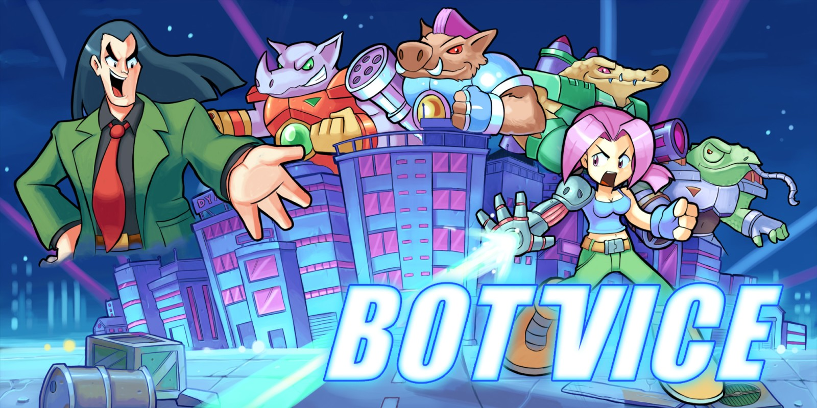Bot Vice | Nintendo Switch download software | Games | Nintendo