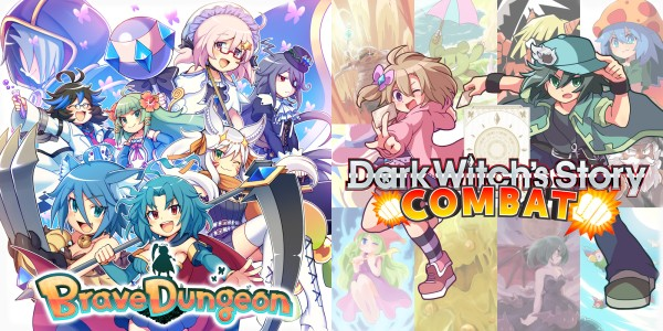 Brave Dungeon + Dark Witch's Story:COMBAT