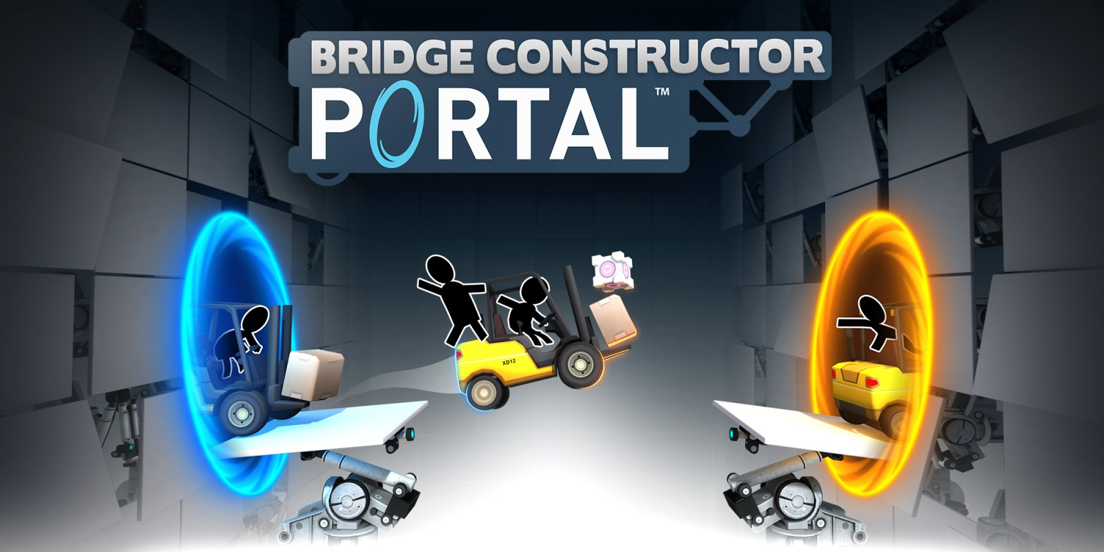 Bridge Constructor Portal | Nintendo Switch download software | Games | Nintendo