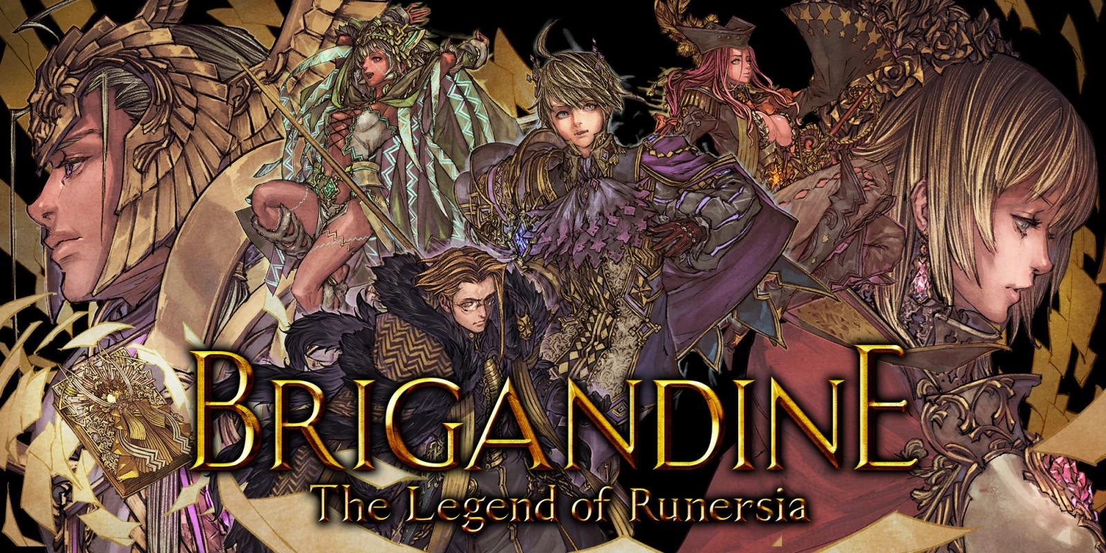 BRIGANDINE The Legend of Runersia