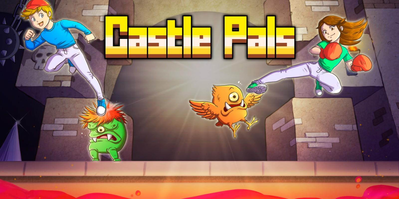 Υποδεχθείτε το Castle Pals!