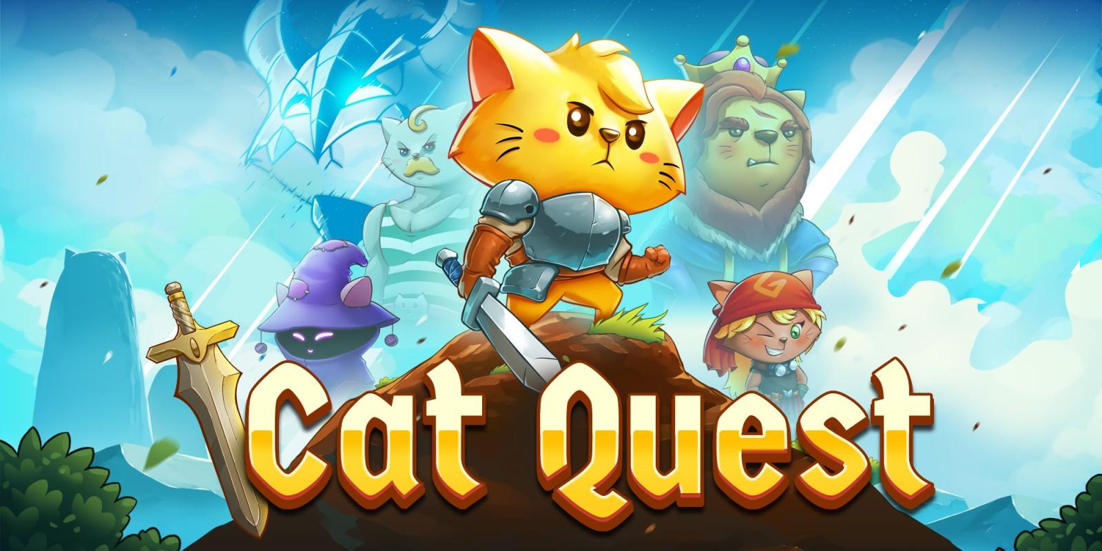 Cat Quest Switch Uk