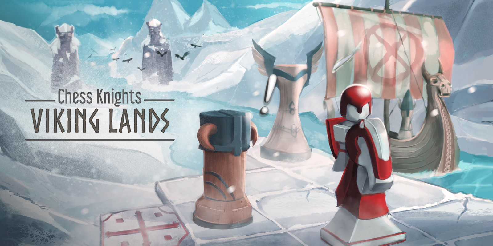 Chess Knights: Viking Lands