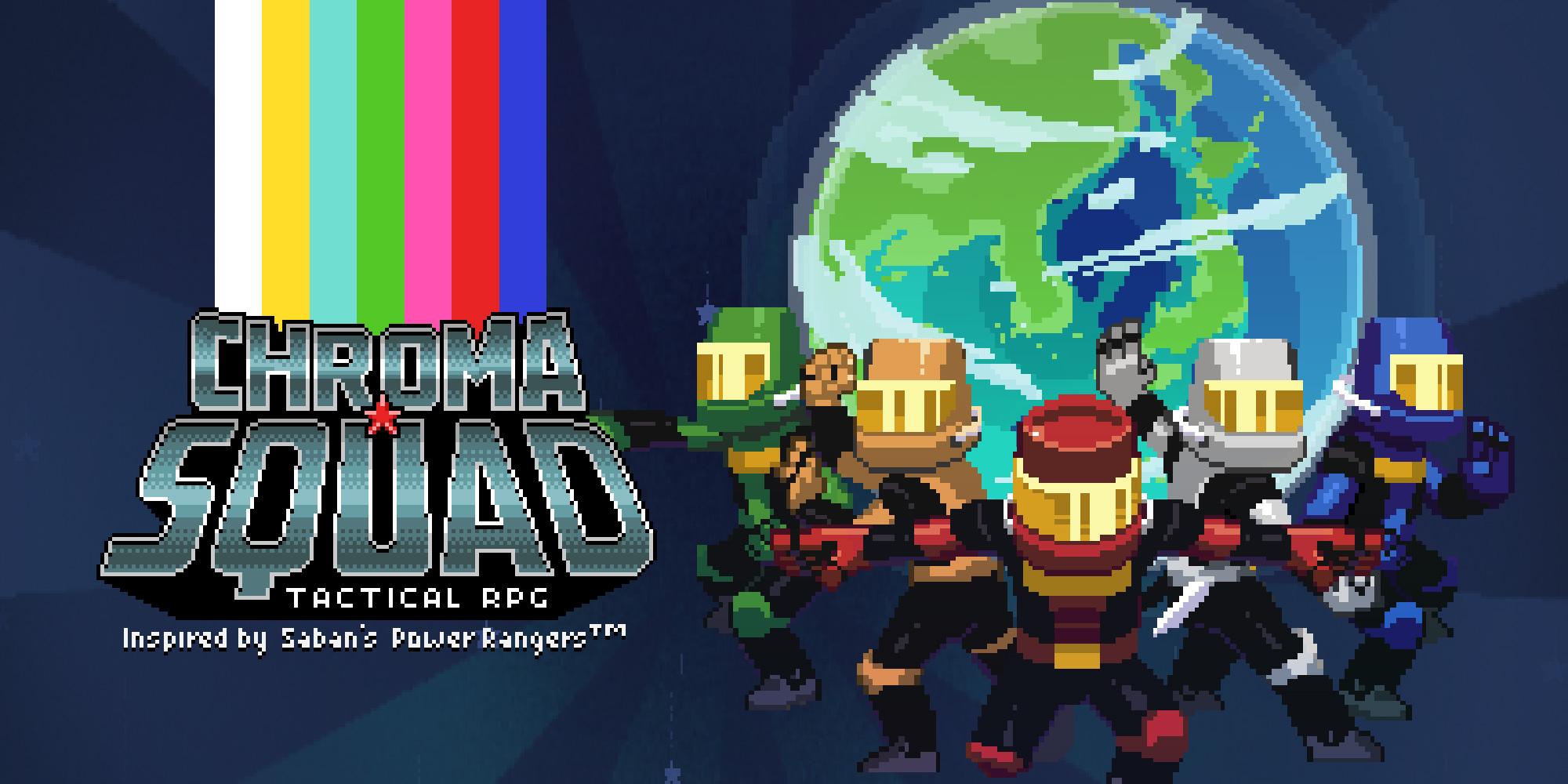 """Résultat de recherche d'images pour """"chroma squad nintendo switch"""""""